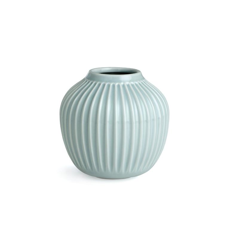 Kähler Hammershøi Vase H125 Mintgrøn