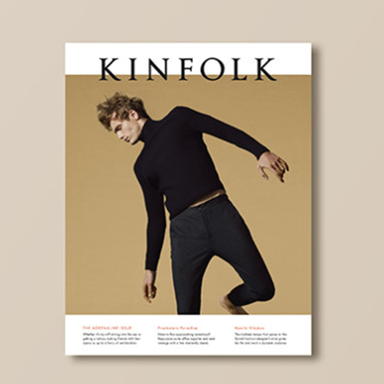 Kinfolk Magasin Issue Nineteen