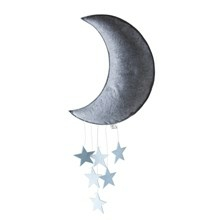 Konges Sløjd Måne Uro Blå