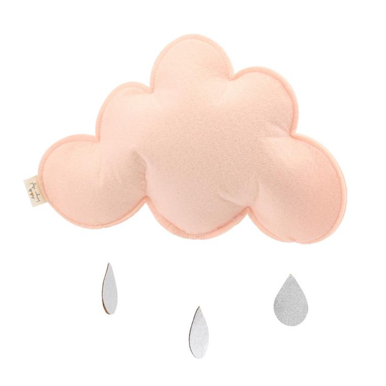 Konges Sløjd Uro Cloud Pastel Pink