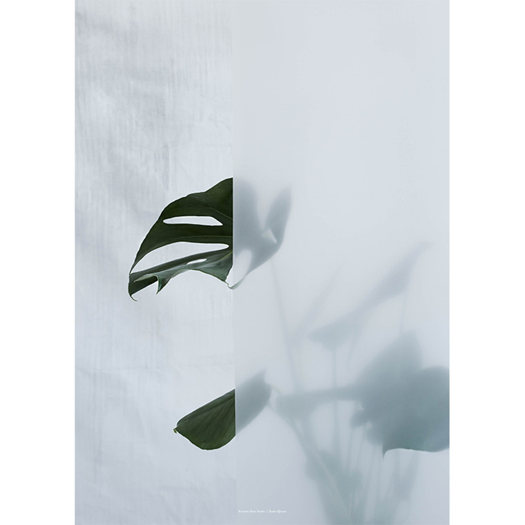 Kristina Dam Plakat Split-leaf 1