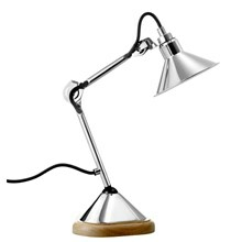 Lampe Gras Bordlampe No. 207 Krom