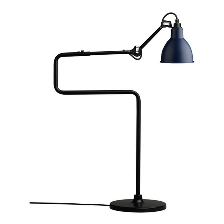 Lampe Gras Gulvlampe No. 317 Blå