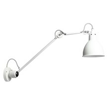 Lampe Gras Væglampe Hvid/Hvid No. 304 L40