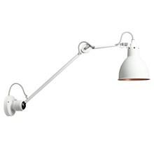 Lampe Gras Væglampe Hvid/Kobber No. 304 L40
