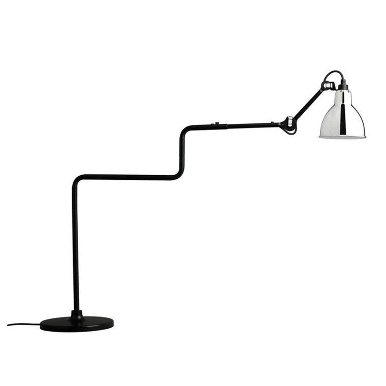 Lampe Gras Gulvlampe No. 317 Krom