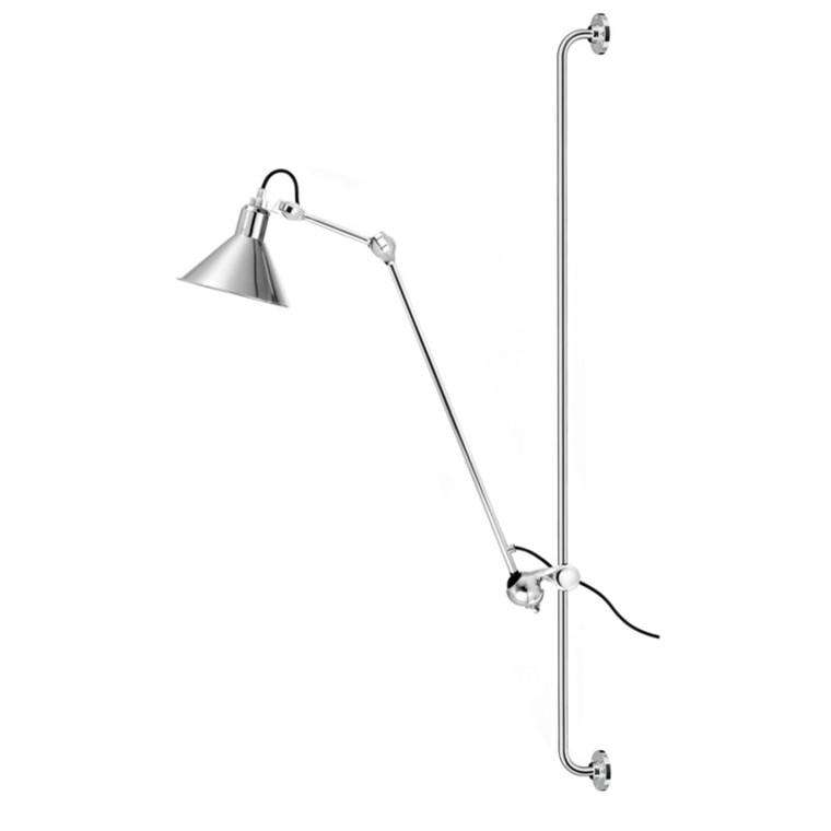 Lampe Gras Væglampe No. 214 Krom
