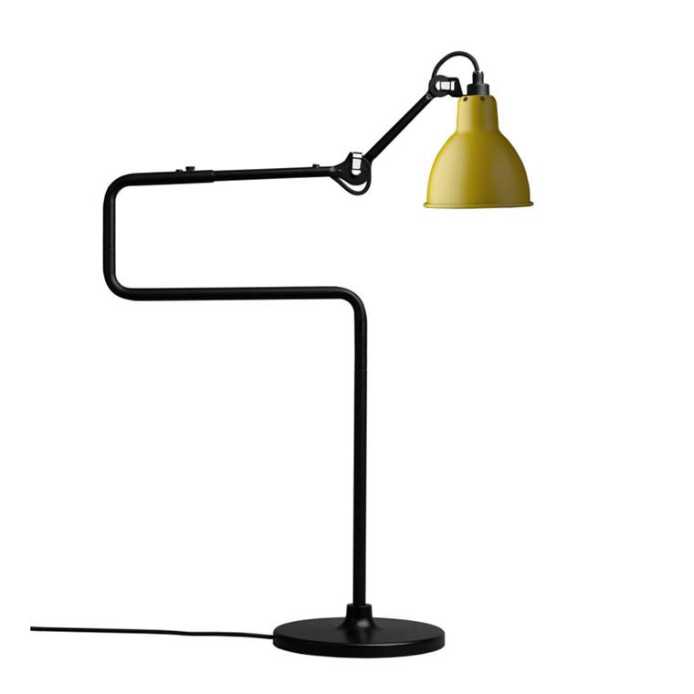 Lampe Gras Gulvlampe No. 317 Gul