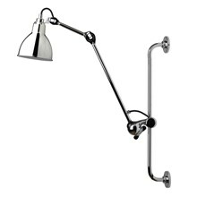 Lampe Gras Væglampe Krom-Krom No 210