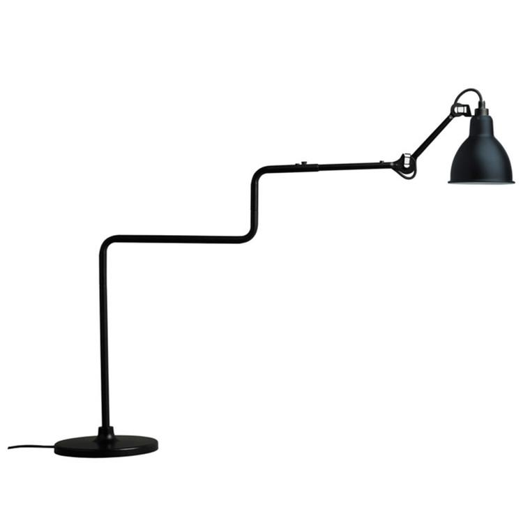 Lampe Gras Gulvlampe No. 317 Sort