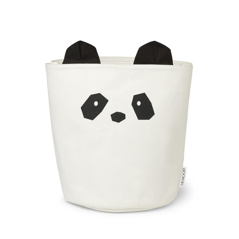 Liewood Kurv Panda Creme