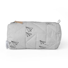 Liewood Toilettaske Paper Plane Grå