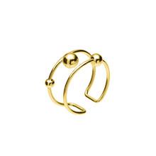 Louise Kragh Sphere Ring Guld