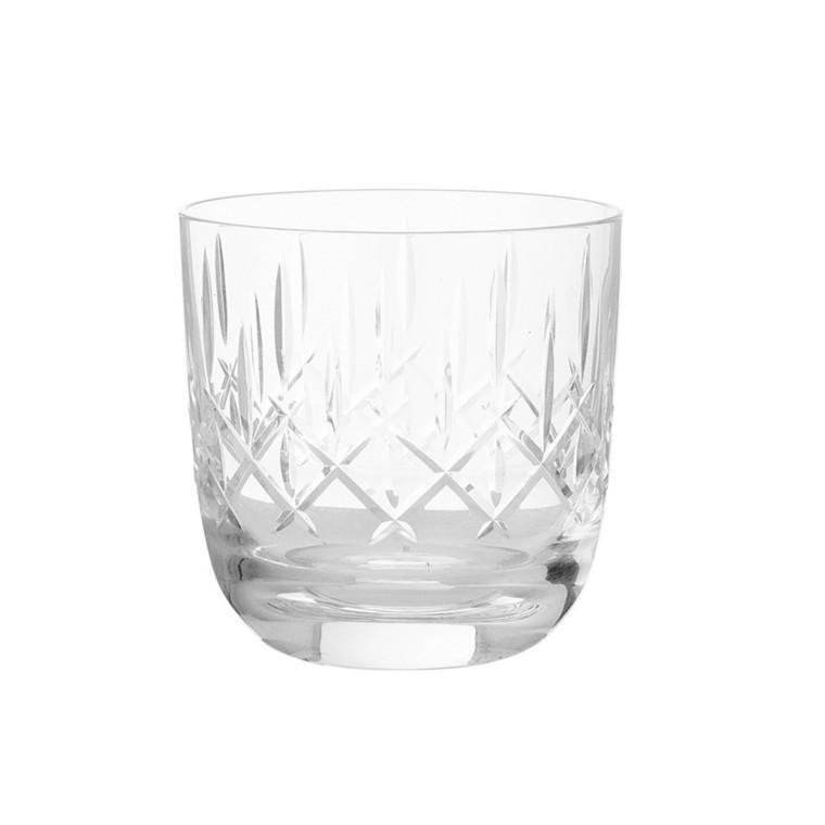 Louise Roe Krystal Glas Whiskey 30 cl