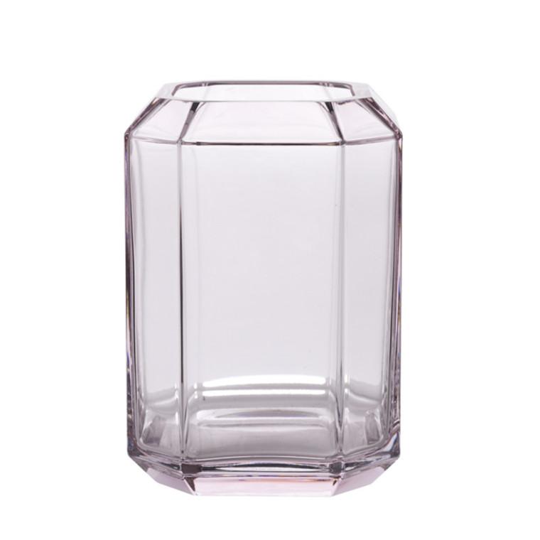 Louise Roe Jewel Vase Rosa Stor