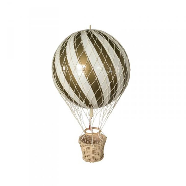 Filibabba Luftballon Gold, 10cm