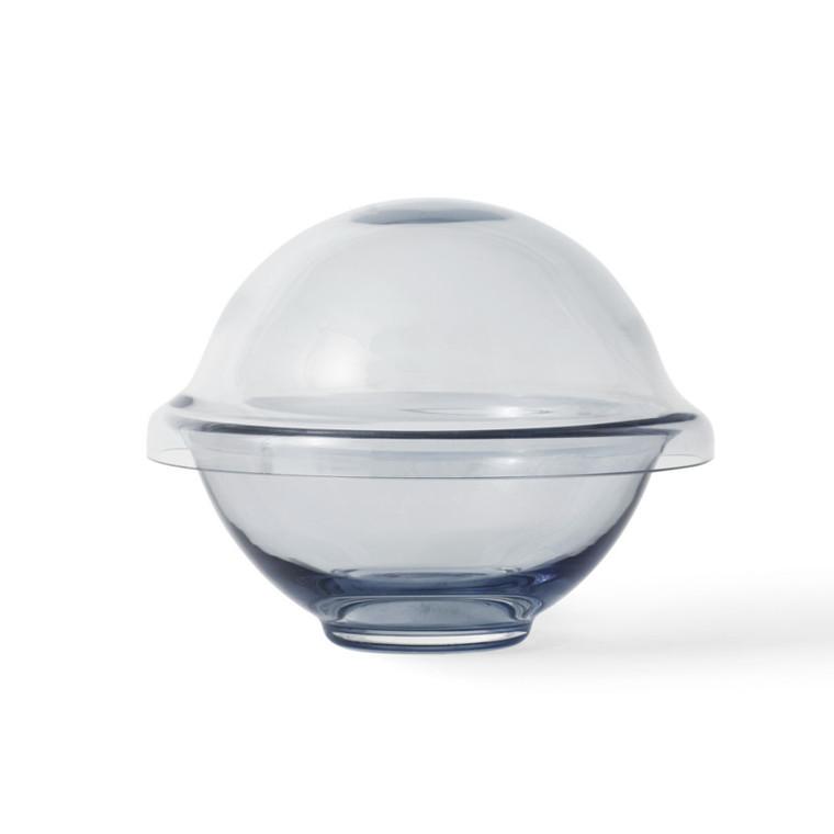 Lyngby Porcelæn Chapeau Glas Blå