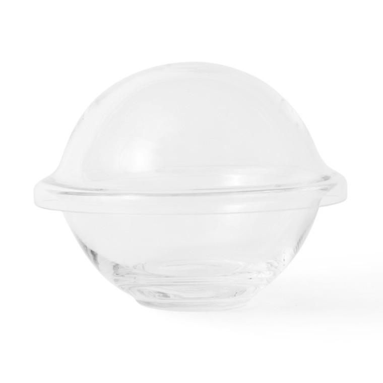 Lyngby Porcelæn Chapeau Glas Klar
