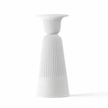 Lyngby Porcelæn Ts'e Lysestage Hvid