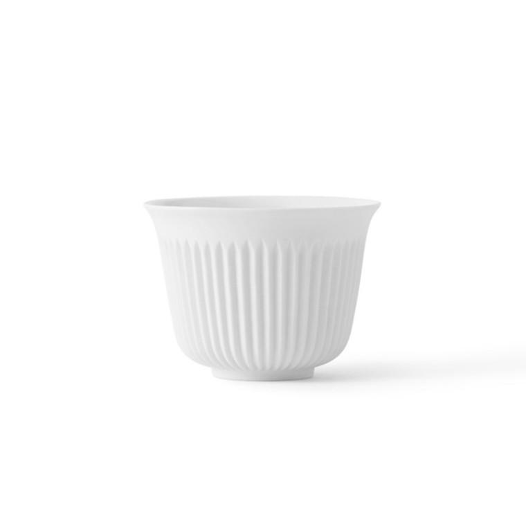 Lyngby Porcelæn Ts'e Thekop Hvid