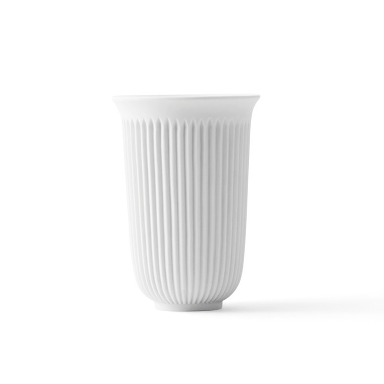 Lyngby Porcelæn Ts'e Vandkrus Hvid