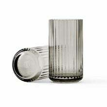 Lyngby Vase 3 stk Sampak Glas Røget