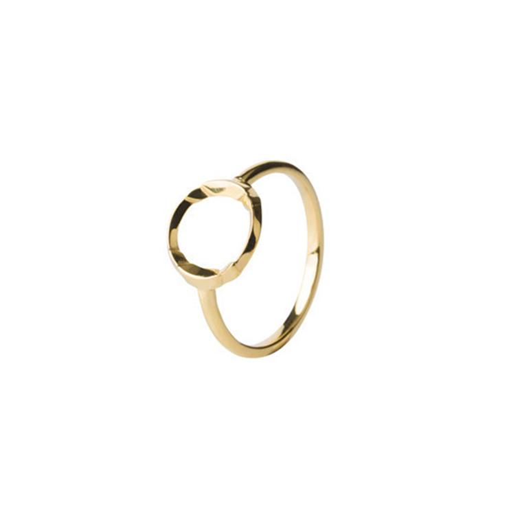 Maria Black Taylor ring HP Guld