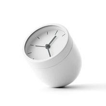 Menu Vækkeur Tumbler Alarm Clock Hvid