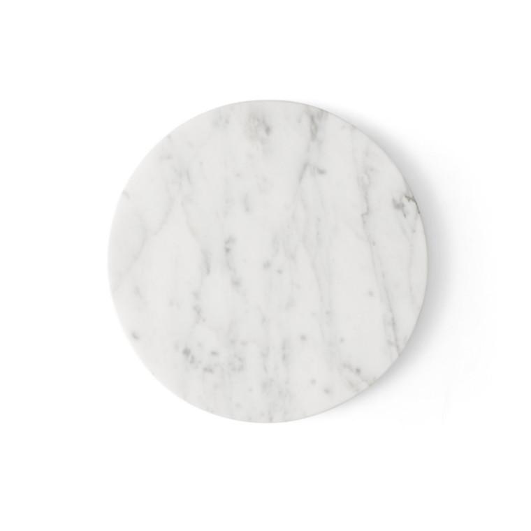 Menu Wire Bordplade Hvid Marmor