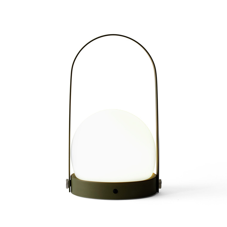 Menu Carrie LED Lampe Olive