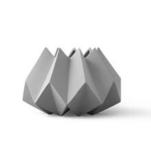 Menu Folded Vase Ash