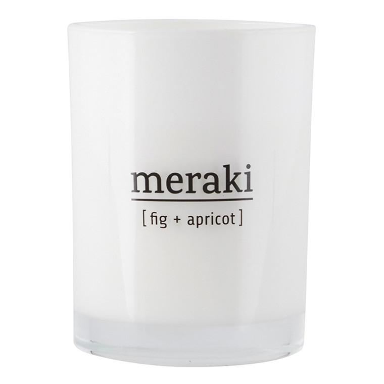Meraki Duftlys Figen & abrikos Large