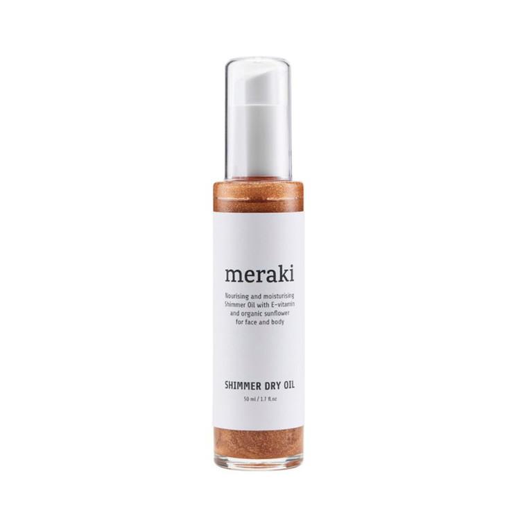Meraki Olie Shimmer Dry