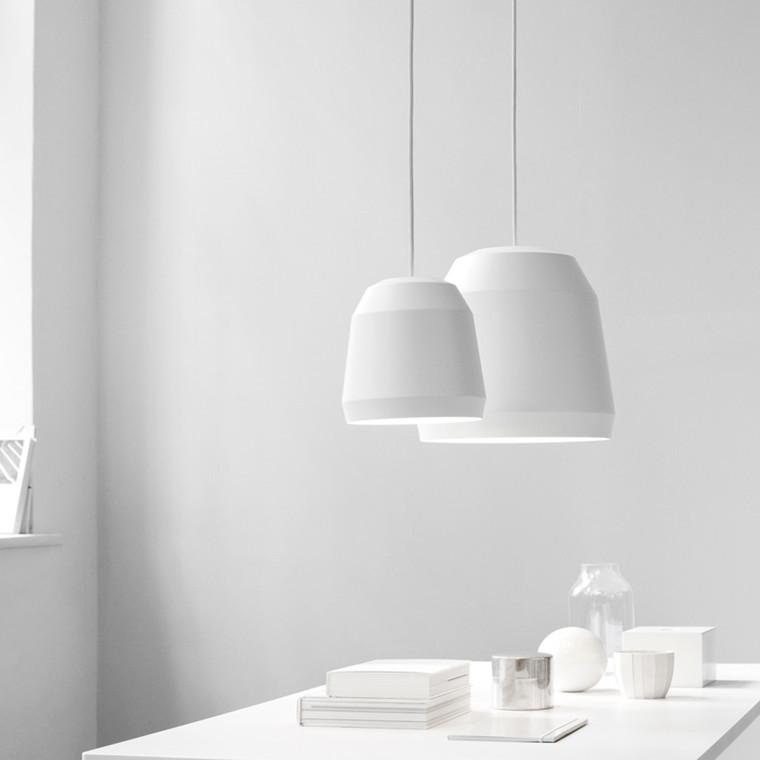 Lightyears - Mingus Pendel White