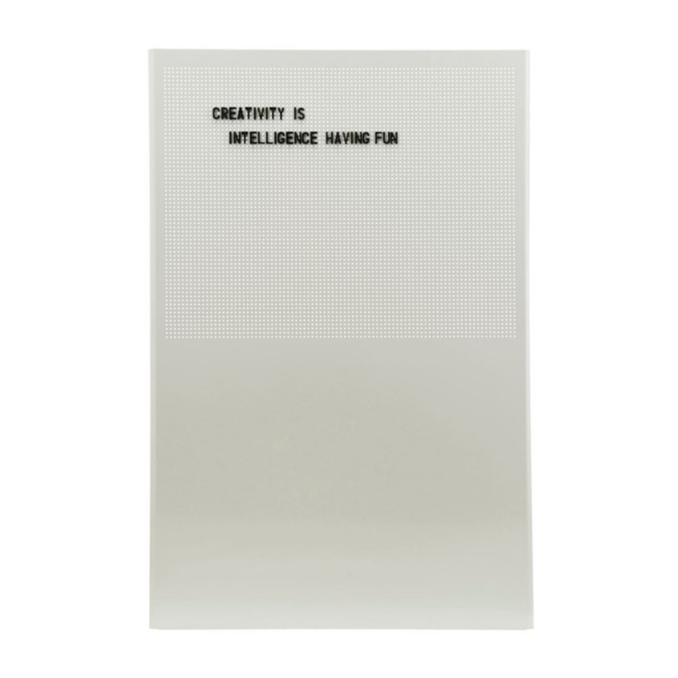 Monograph Opslagstavle Grid Grå