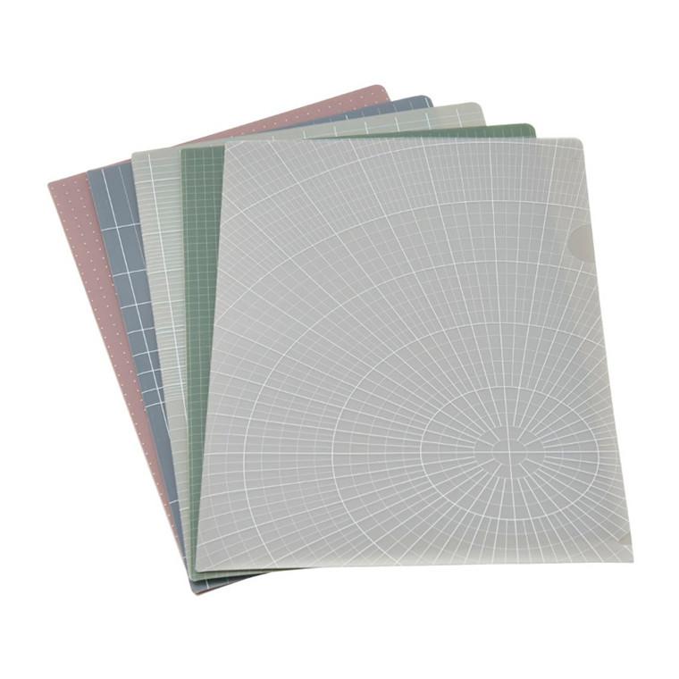 Monograph Rapport Folder, A4