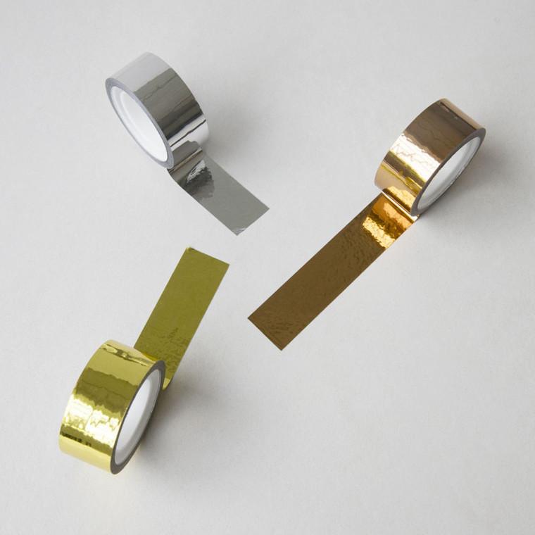 Monograph Tape Metallic