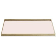MUNK Frame Bakke Eg - Soft Nude