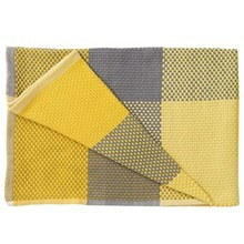Muuto LOOM Plaid Gul