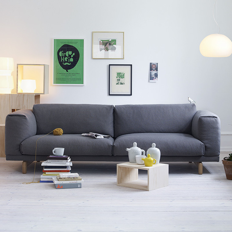 Muuto Rest Sofa 2 Seater