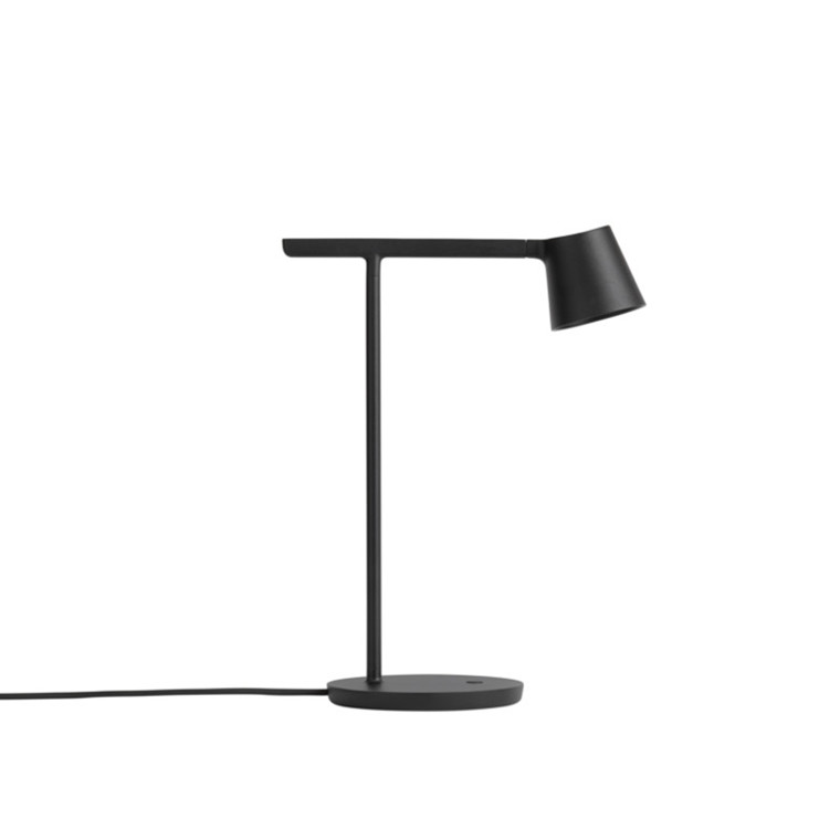 Muuto Bordlampe Tip Sort