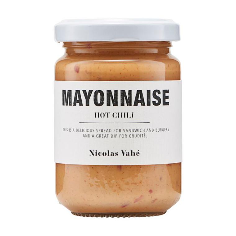Nicolas Vahé Hot Chili Mayonnaise