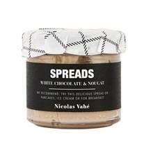 Nicolas Vahé Spread m. Hvid Chokolade og Nougat