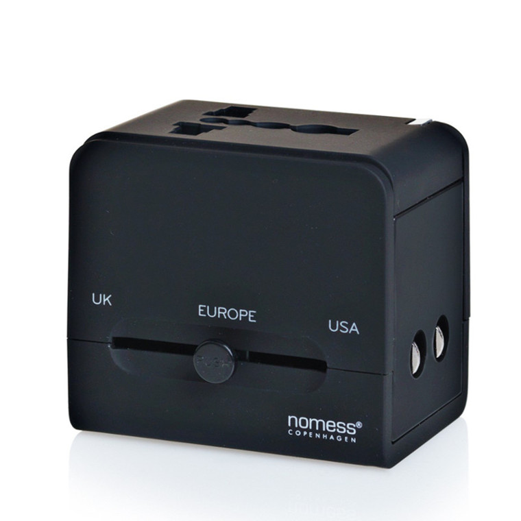 Nomess Travel Adapter Sort