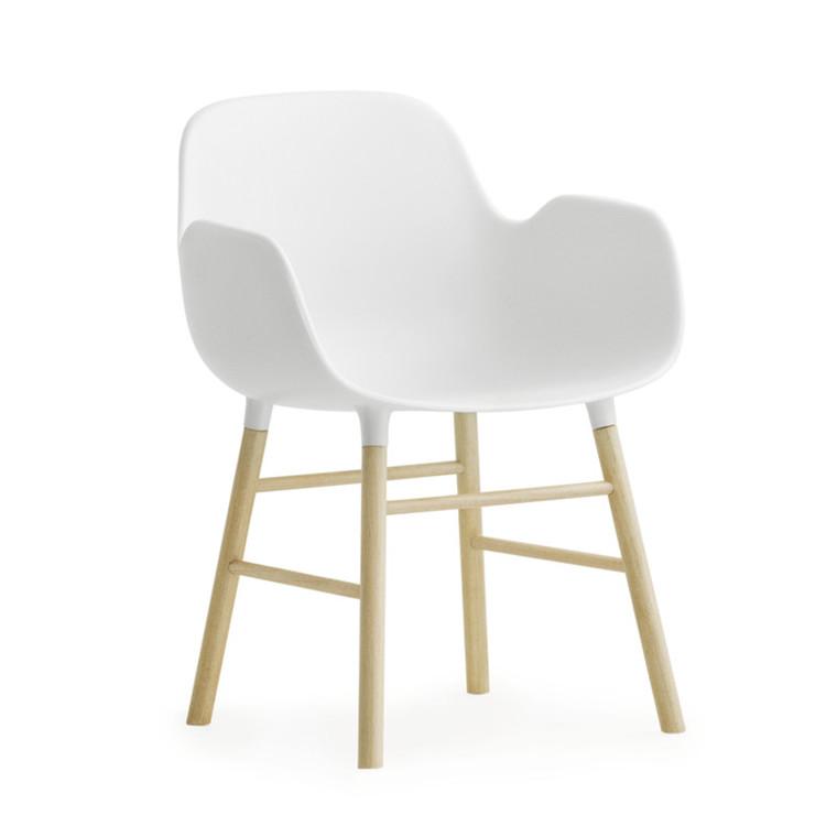 Normann Copenhagen Miniature Form Armchair Hvid