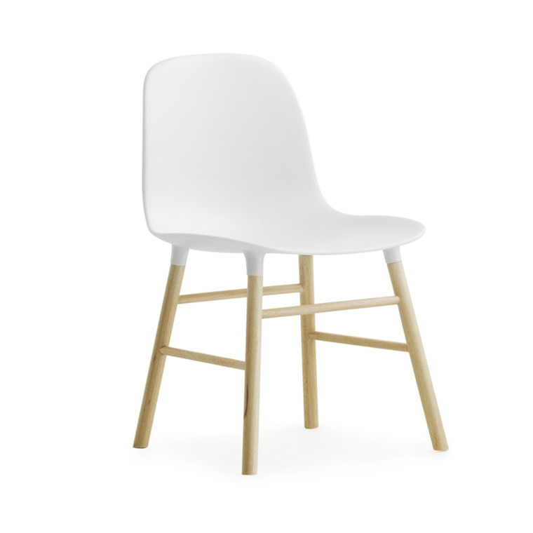 Normann Copenhagen Miniature Form Chair Hvid