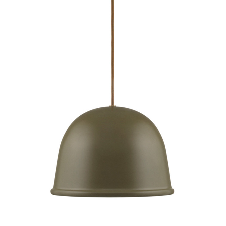 Normann Copenhagen Local Pendel Elm Green