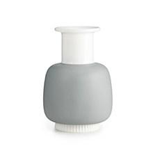 Normann Copenhagen Nyhavn Vase Medium Mineral grå