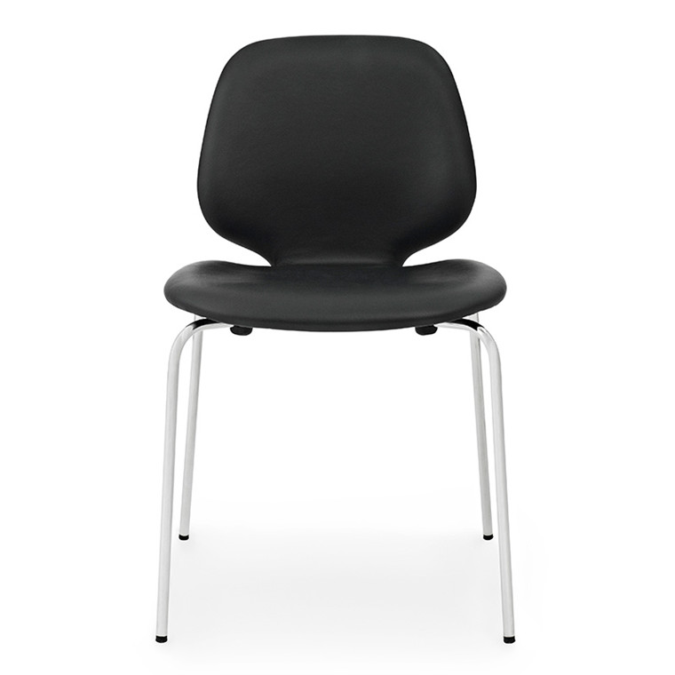 Normann Copenhagen Stol My Chair læder