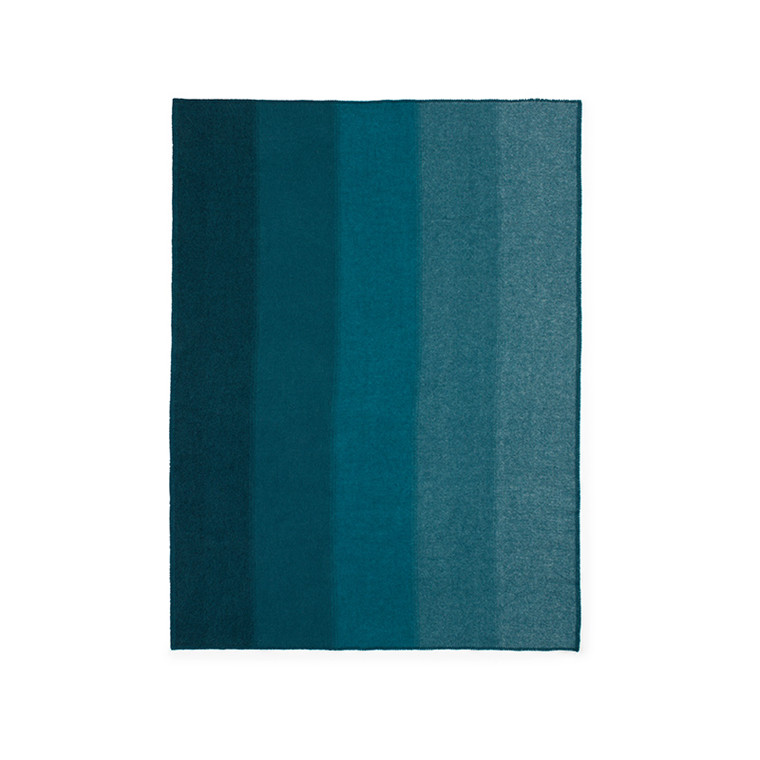 Normann Copenhagen Plaid Tint Throw Blå